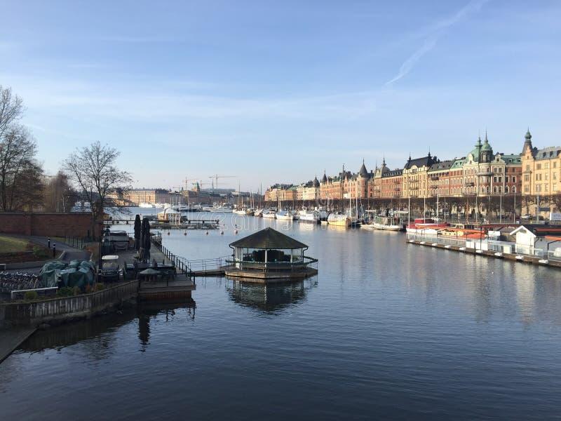 stockholm stockfotografie