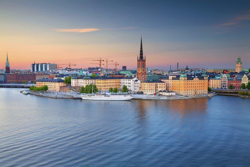 stockholm zdjęcia royalty free