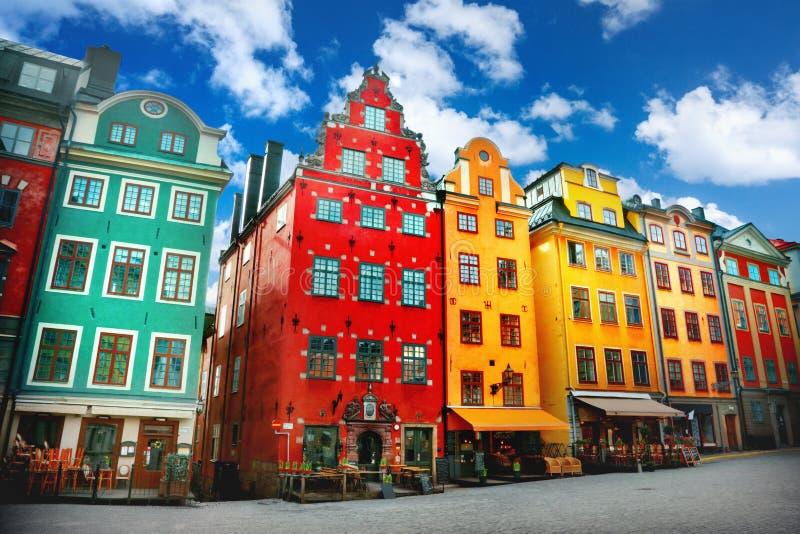 stockholm zdjęcie royalty free