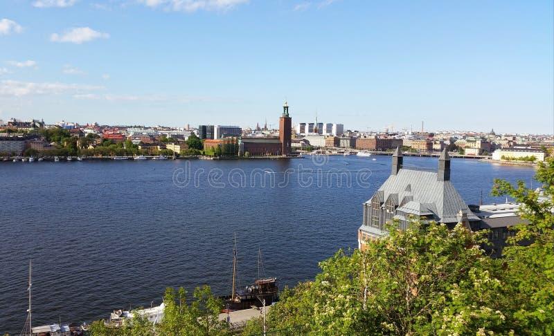 stockholm lizenzfreies stockbild