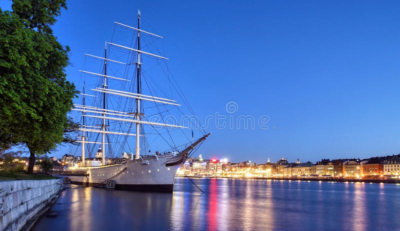 Download Stockholm City stock photo. Image of past, travel, color - 24467362