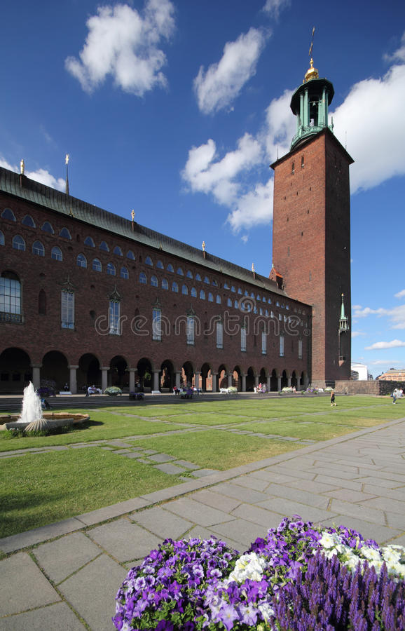 Download Stockholm City Hall Stock Photography - Image: 15370482