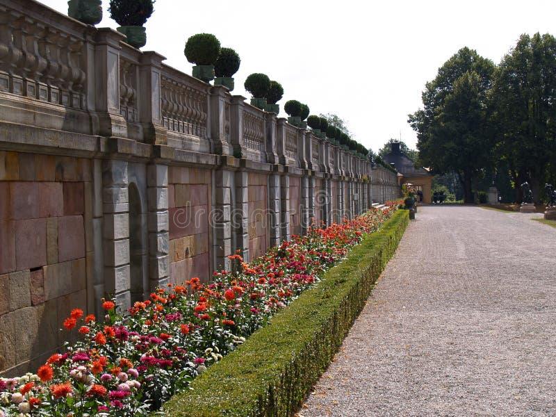 Download Stockholm Drottningholm image stock. Image du historique - 8665875