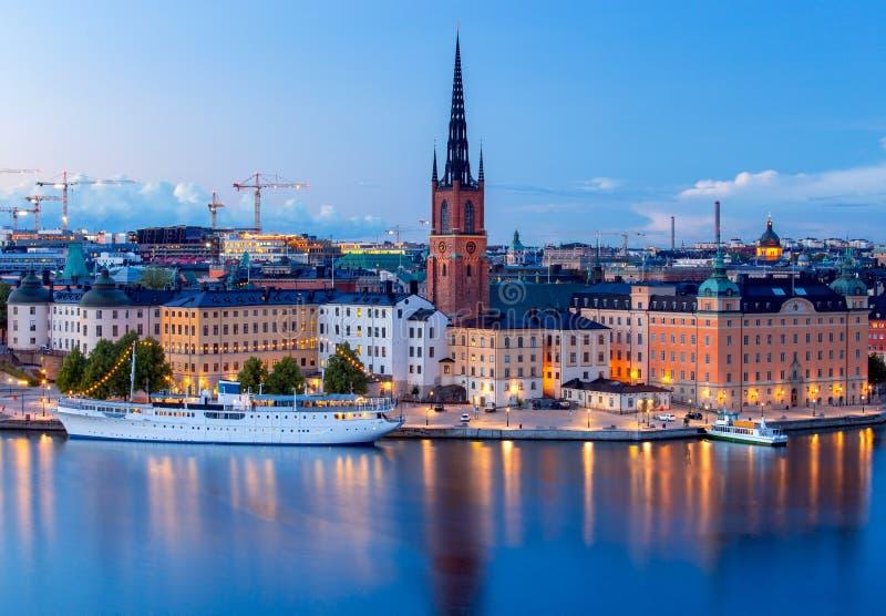Stockholm Gamla Stan royalty-vrije stock fotografie