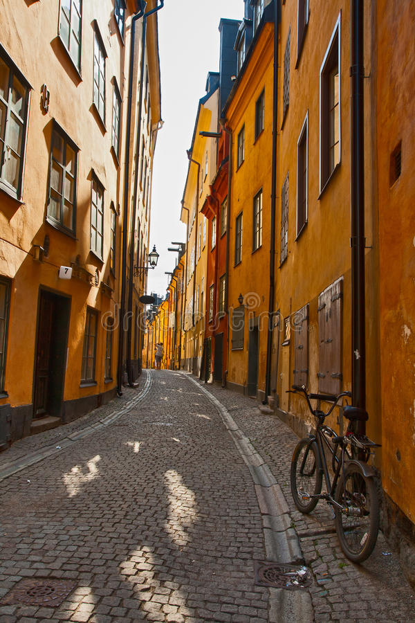 Download Stockholm, Old City Royalty Free Stock Images - Image: 23900469