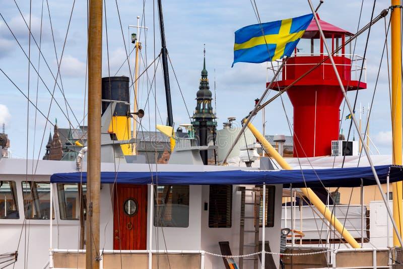 Stockholm Stadsbanken stock foto's