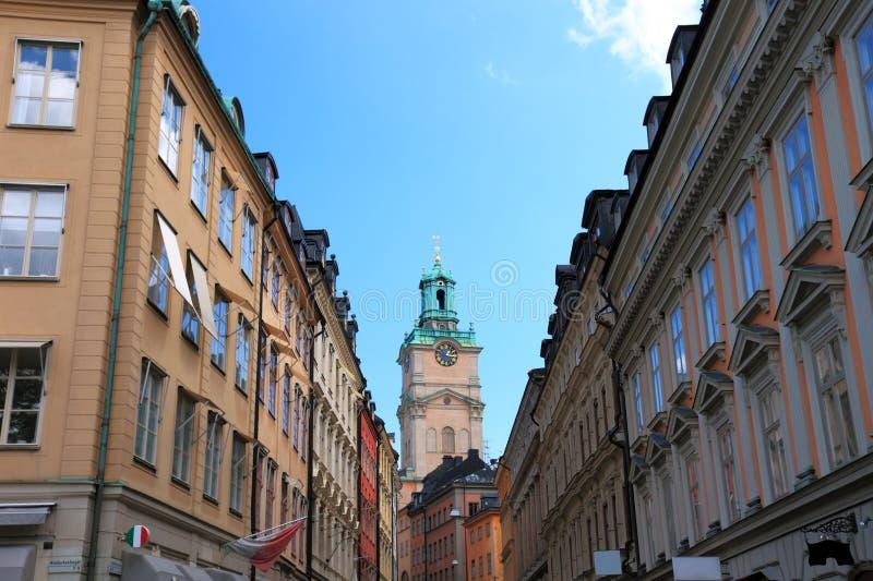 Stockholm street.