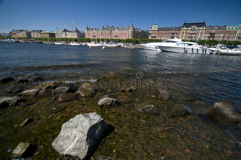 Download Stockholm, Sweden stock photo. Image of water, government - 10145172