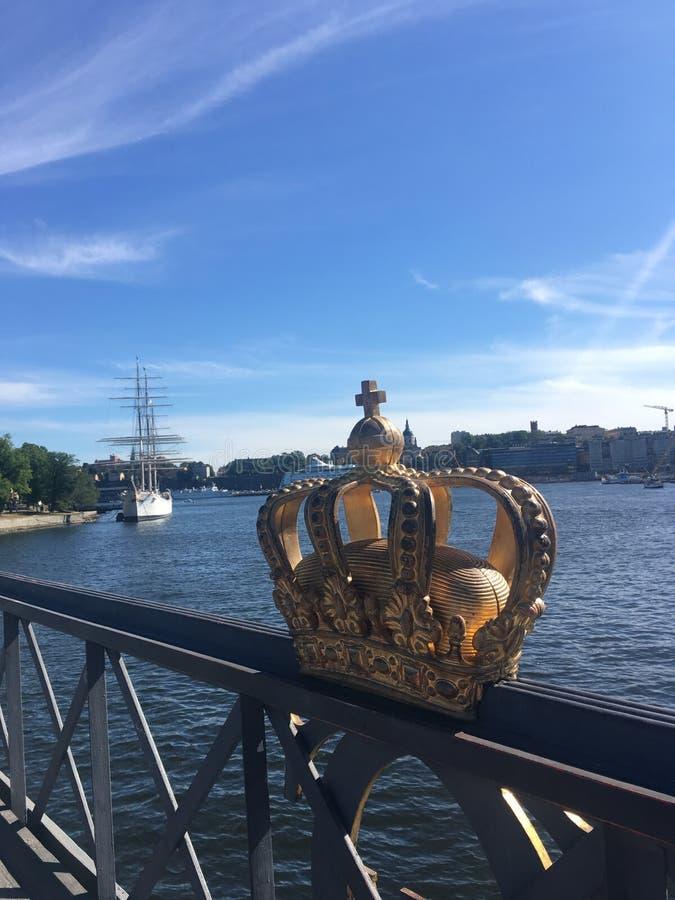 stockholm sweden royaltyfri bild