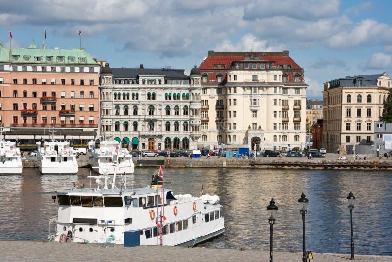 stockholm Sweden fotografia royalty free