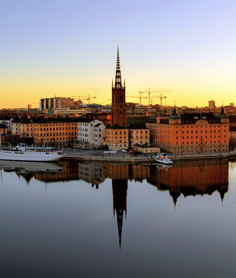 stockholm Sweden zdjęcia royalty free