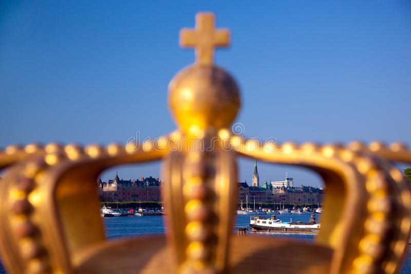 Download Stockholm, Sweden In Europe. Waterfront View Stock Photo - Image: 20780534