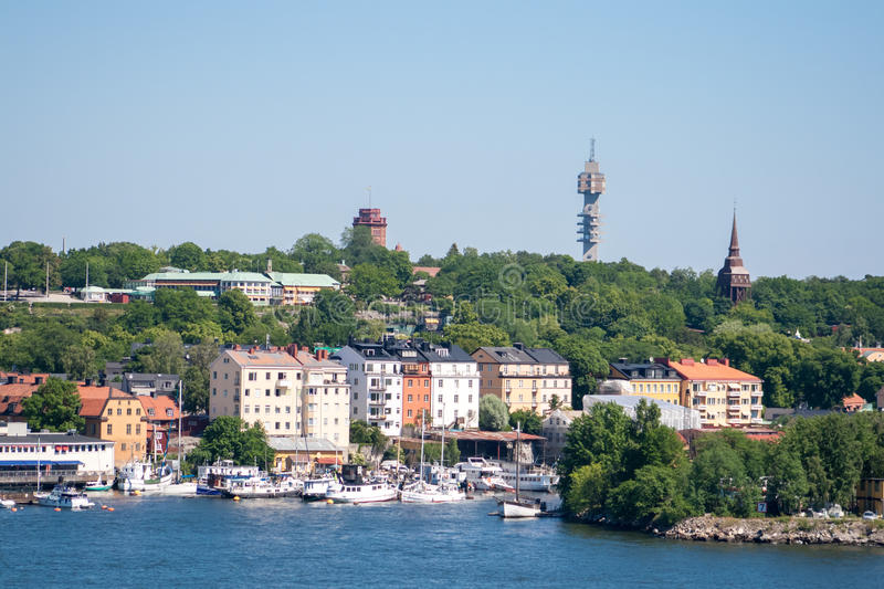 Stockholm. Sweden. royalty free stock photos