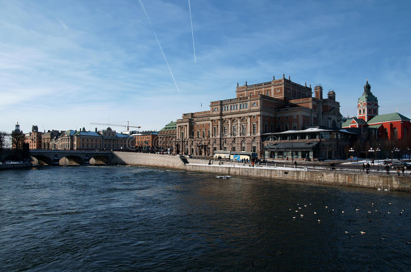 Download Stockholm Venice obraz stock. Obraz złożonej z cityscape - 13333509