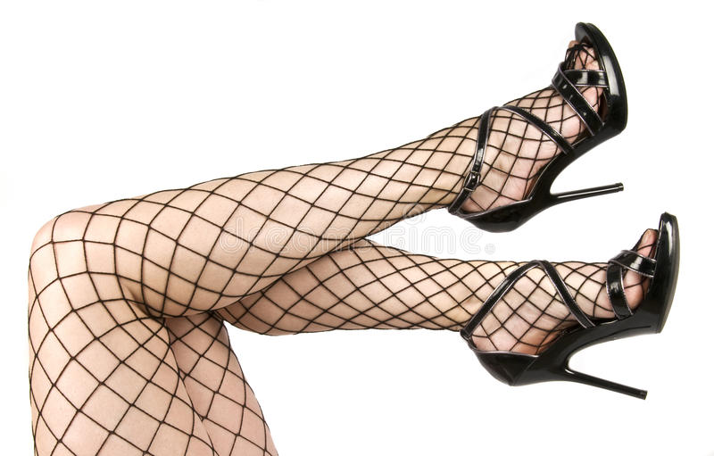 Download Stockings and Heels stock photo. Image of stilettos, legs - 11734224