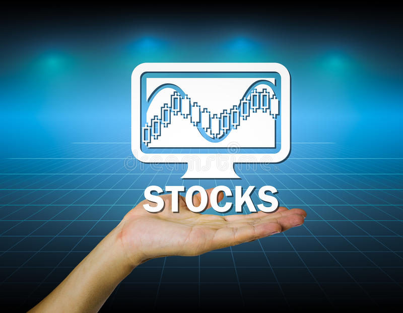 Stocks royalty free stock photo