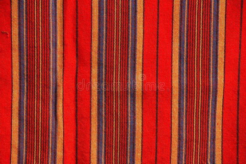 Stof Afrikaanse Masai stock afbeeldingen