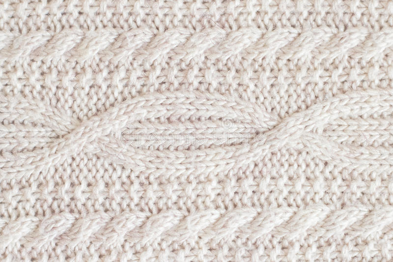 Stof van wol wordt gemaakt die stock afbeelding