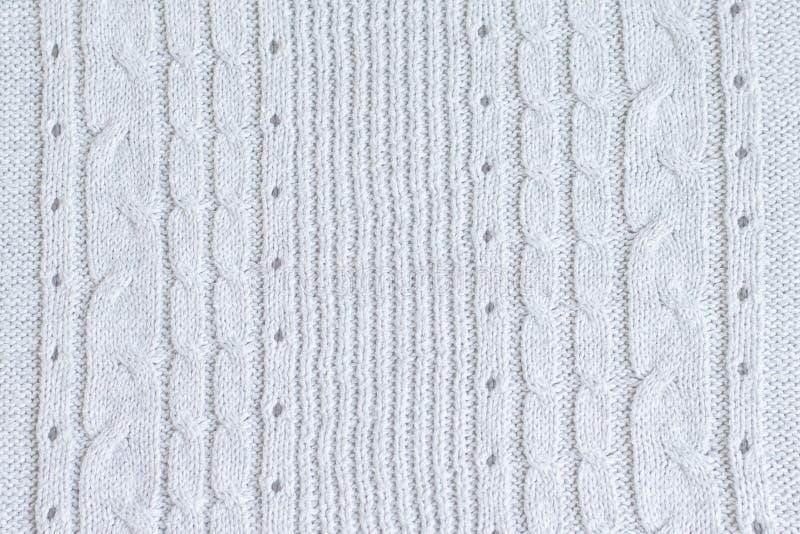 Stof van wol wordt gemaakt die royalty-vrije stock foto's