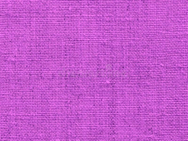 Stoffenachtergrond in purple royalty-vrije stock foto's