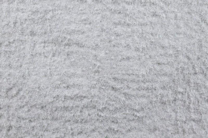 Stoffige filter van de luchtzuiveringsinstallatie Achtergrond, Textuur stock afbeelding