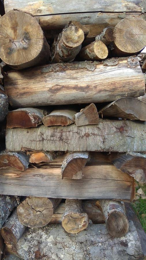 stojak drewna zdjęcie stock