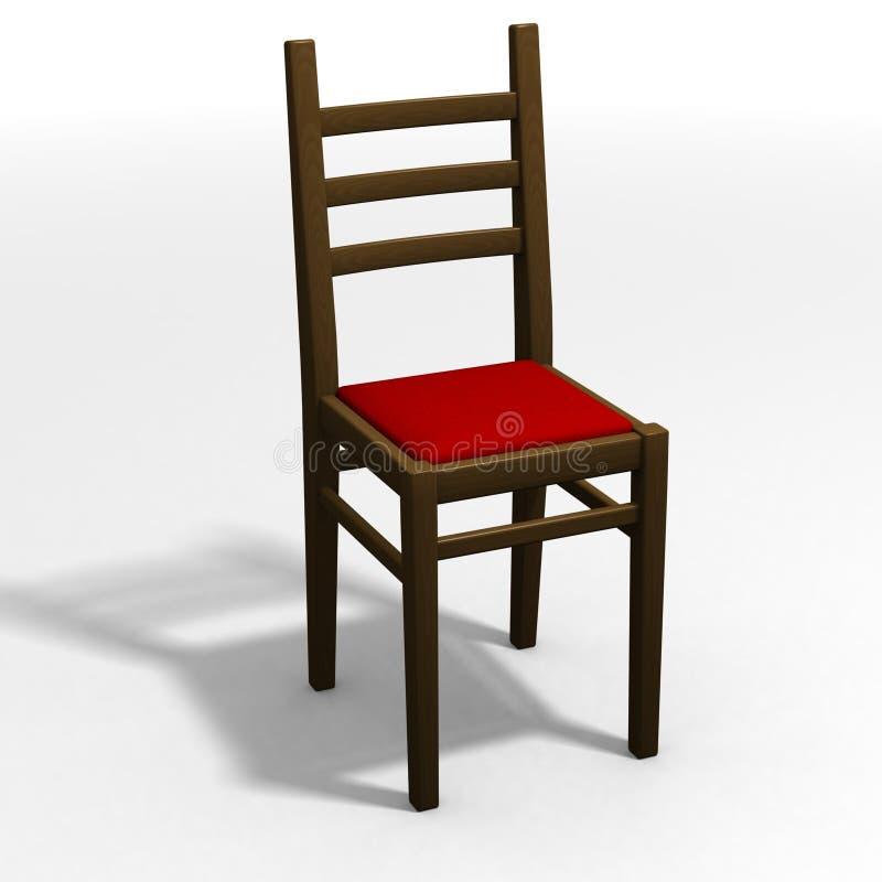 stol vektor illustrationer