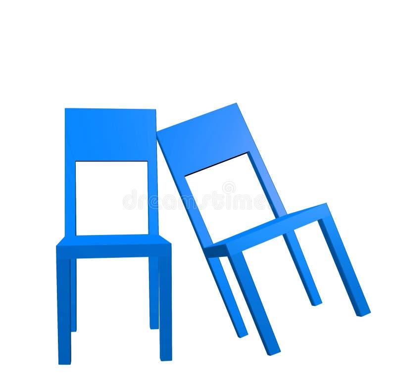 stolar stock illustrationer