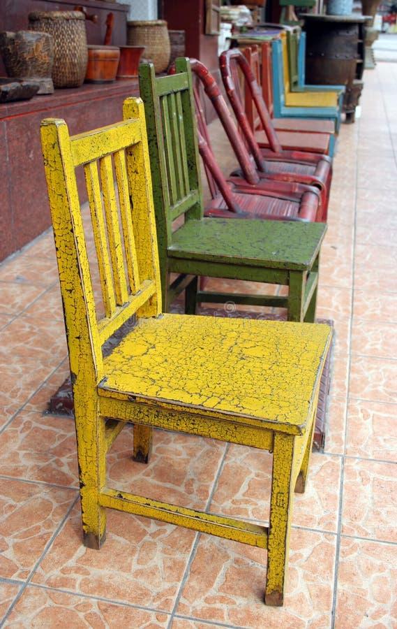 stolar arkivbild