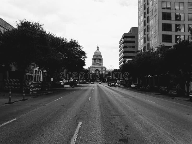 stolicy stanu Teksas obraz royalty free