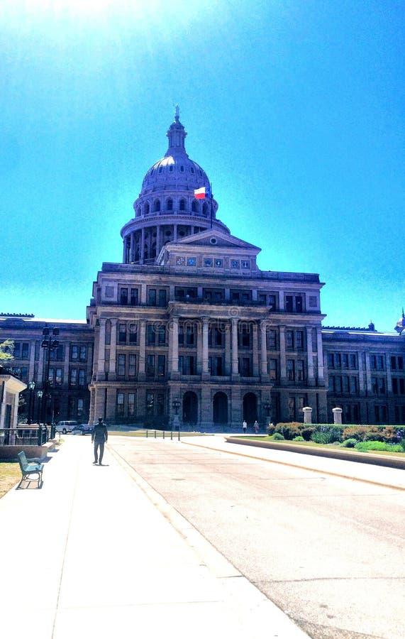 stolicy stanu Teksas zdjęcie royalty free