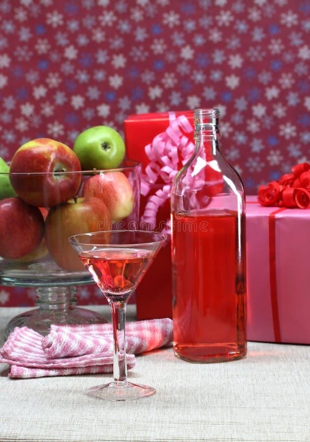 stolik na imprezę obrazy royalty free