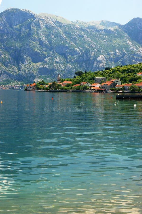 Stoliv Montenegro fotografering för bildbyråer