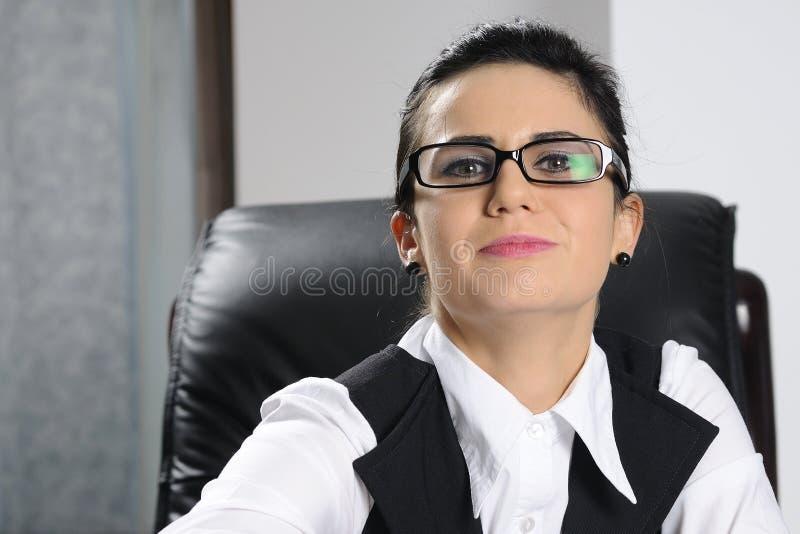 Stolzer Manager stockfotos