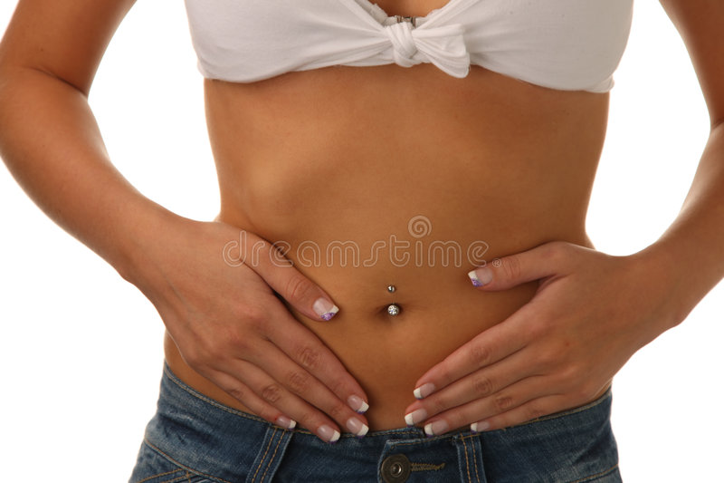 Stomach royalty free stock images