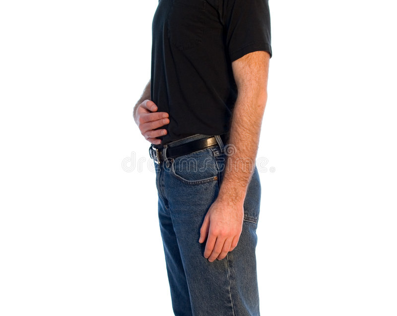 Download Stomach Ache stock image. Image of caucasian, young, belly - 4556403