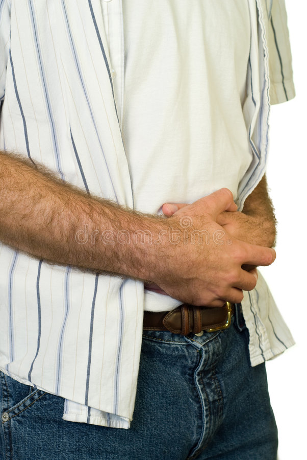 Download Stomach Cramps stock image. Image of stress, sickness - 6305543