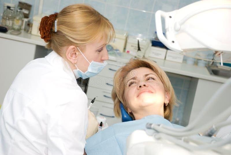 stomatologia zdjęcie stock