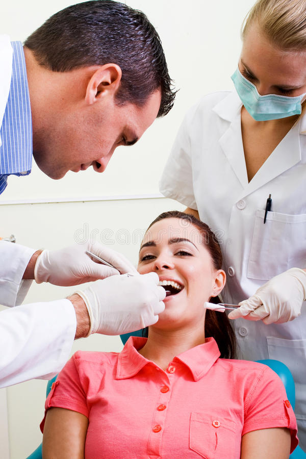 stomatologiczna operacja fotografia stock