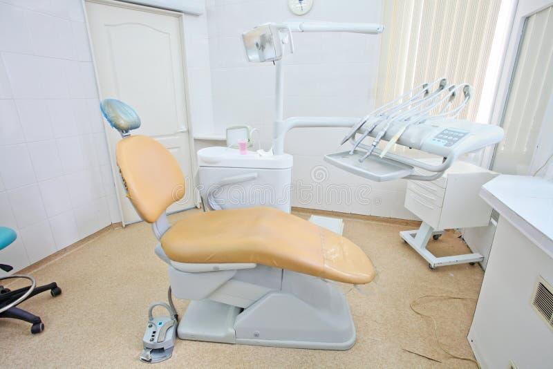 Stomatologiczny pokój obraz stock