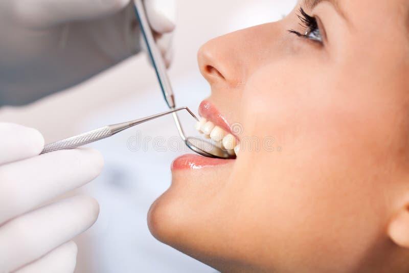 stomatology fotografering för bildbyråer