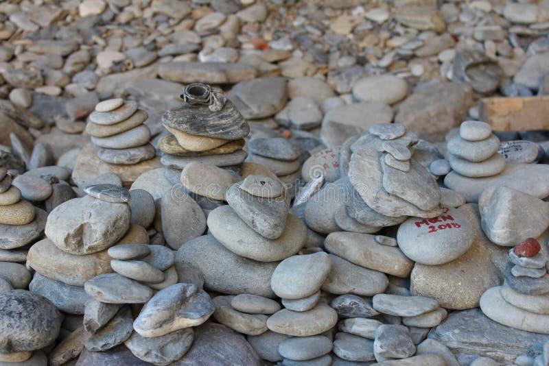 Stone με όλο το όνομά σας στοκ εικόνα