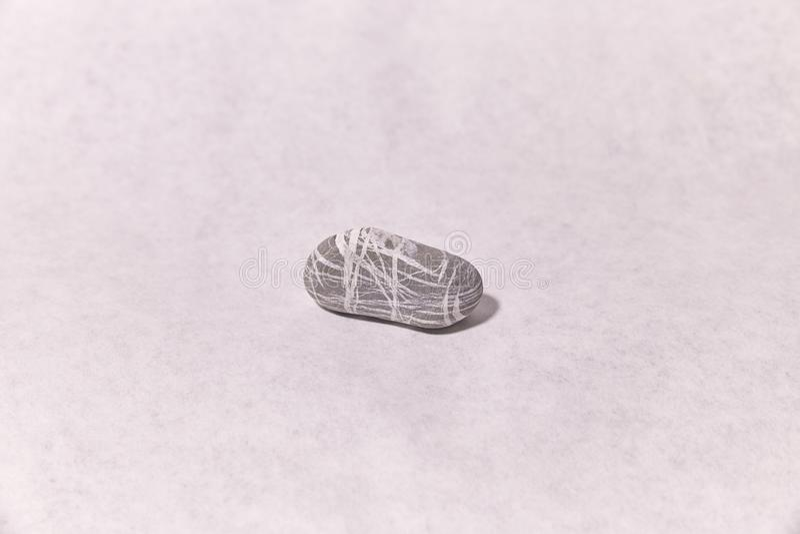 Stone στην επιφάνεια μεγάλος r r στοκ φωτογραφίες