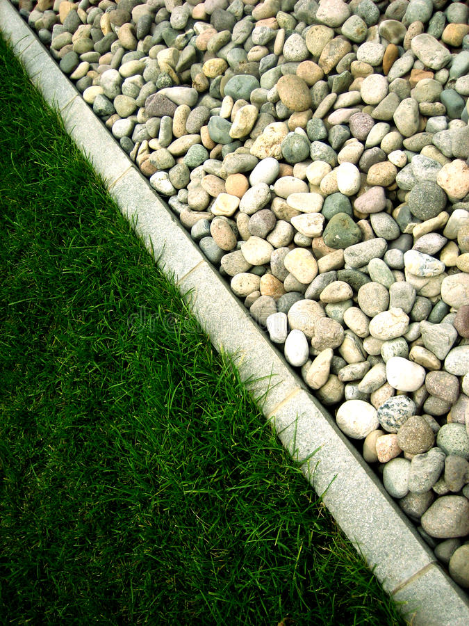 Free Stone And Grass Stock Image - 15244461