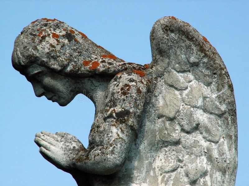 Download Stone angel stock photo. Image of csiksomlyo, catholic - 156168