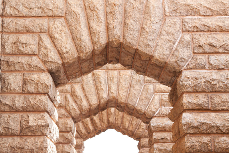 Download Stone arc stock image. Image of column, architecture - 27072943