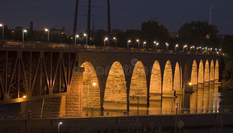Stone Arch Bridge royalty free stock image