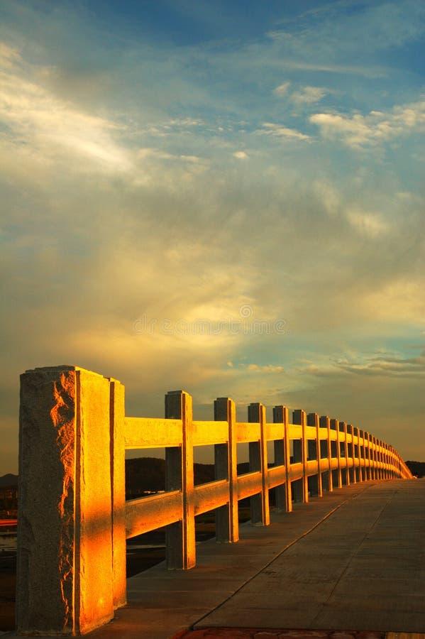 Free Stone Arch Bridge Royalty Free Stock Photos - 4432298