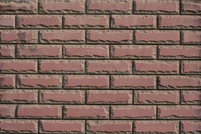 Stone background, brick wall pattern texture stock images