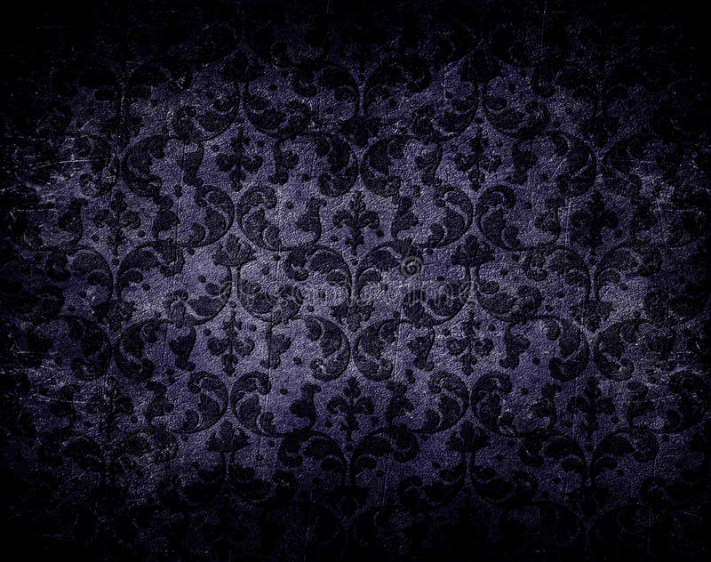 Download Stone Background With Floral Pattern Stock Illustration - Illustration: 22019548